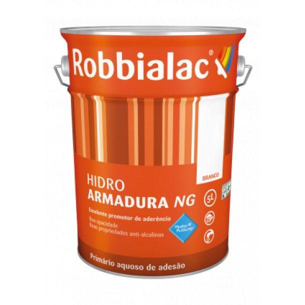 Primário Hidro Armadura NG 5L - Robbialac