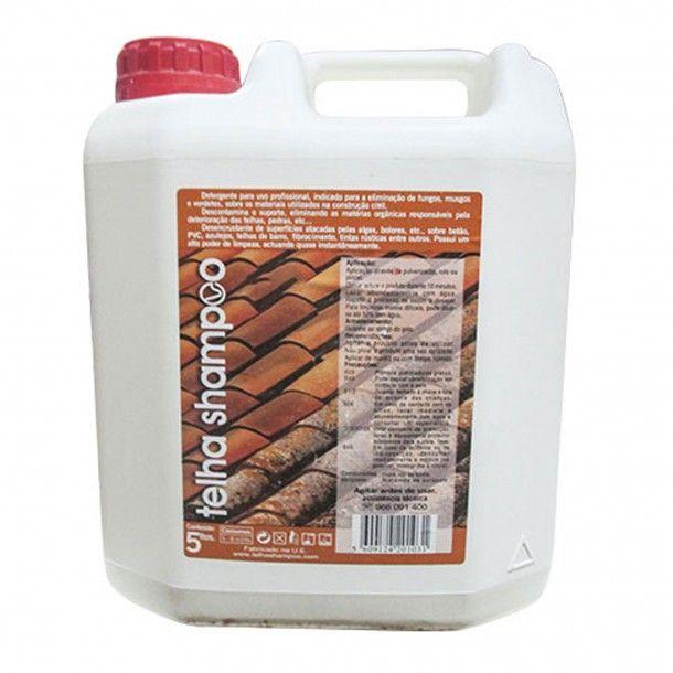 Shampoo para Limpeza de Telha 5L