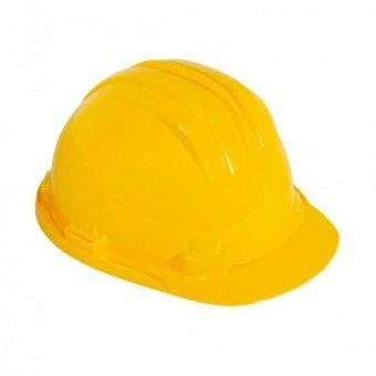 Capacete Proteção 5R Amarelo Homologado