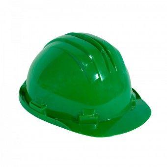 Capacete Proteção 5R Verde Homologado