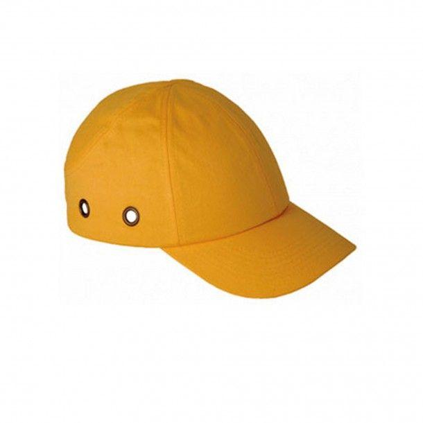 Boné Antichoque Amarelo