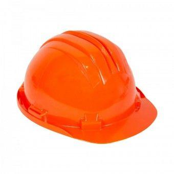 Capacete Proteção 5R Laranja Homologado