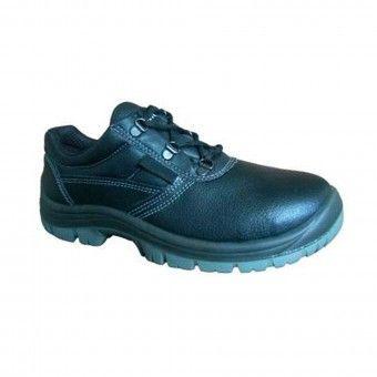 Sapato Biqueira e Palmilha de Aço S3 Preto