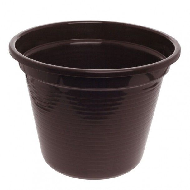 Vaso de Jardim Chocolate 25 cm