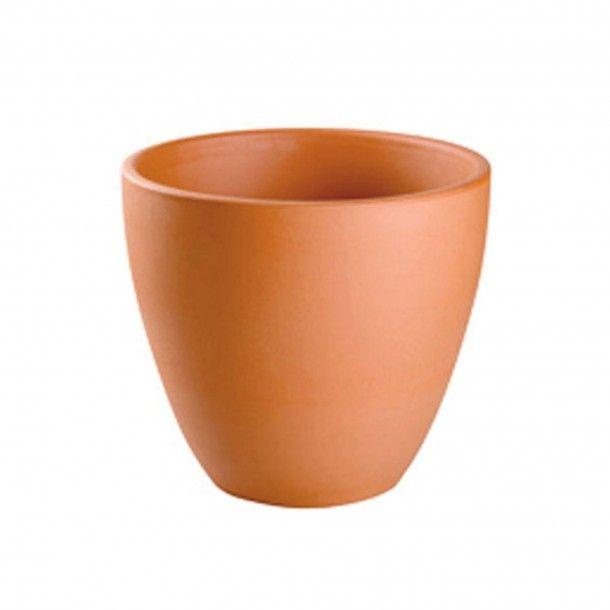 Vaso de Barro Tulipa - Nº 18