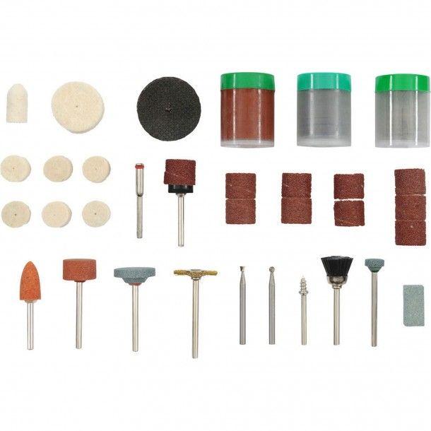Kit Acessórios Mini Berbequim - 3 mm Kwb