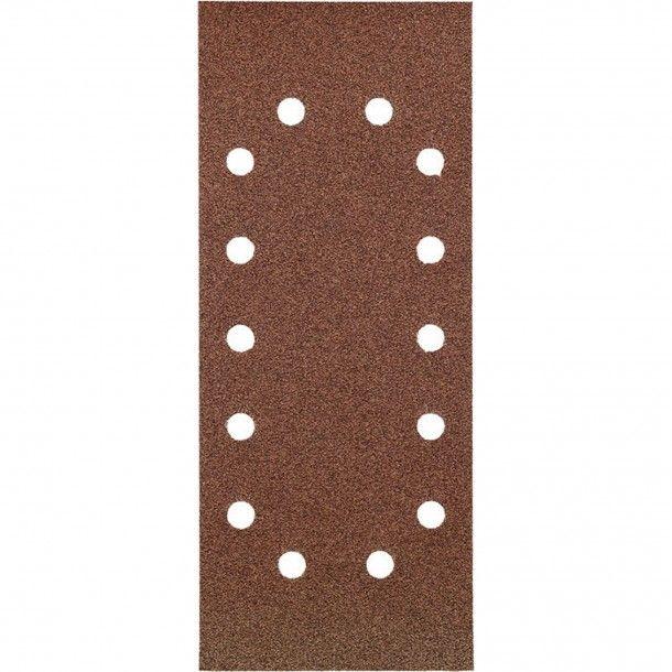 Lixa Retangular Abrasiva Simples 115x280 - G40 Kwb