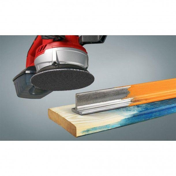 Disco Lixa Abrasivo de Rede com Velcro D125 - G120 Kwb