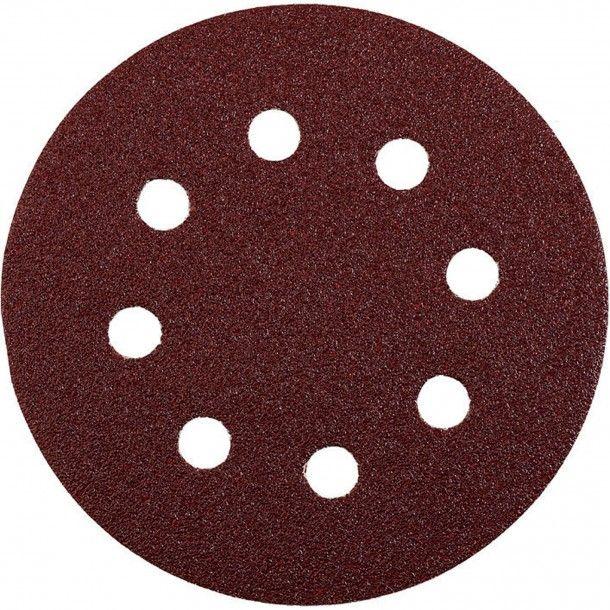 Disco Lixa Abrasivo com Velcro D115 - G40 Kwb
