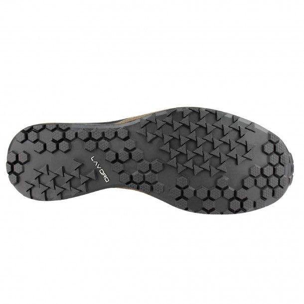 Sapato Nobuck Palmilha Kevlar Castanho Yoda S3 - Lavoro