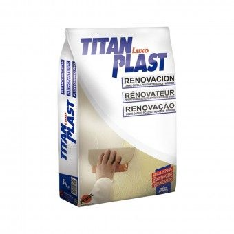 Massa LuxoPlast Renovação 5Kg - Titan