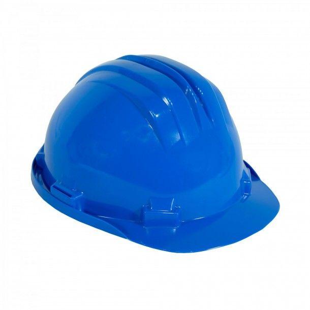 Capacete Proteção 5R Azul Homologado