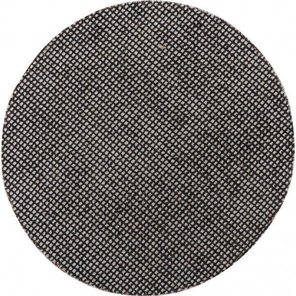 Disco Lixa Abrasivo de Rede com Velcro D125 - G80 Kwb