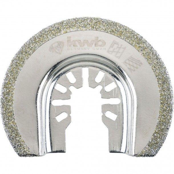 Disco Diamante Semicircular para Decapador 65 mm Kwb