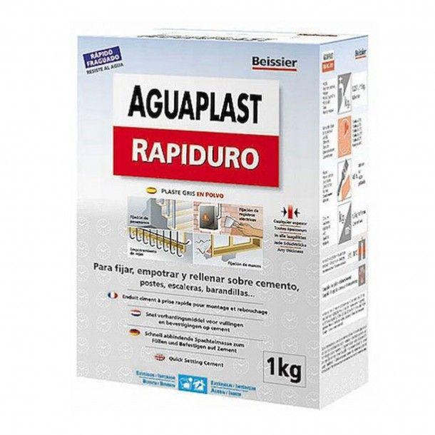 Betume Aguaplast Rapiduro 1Kg- Robbialac