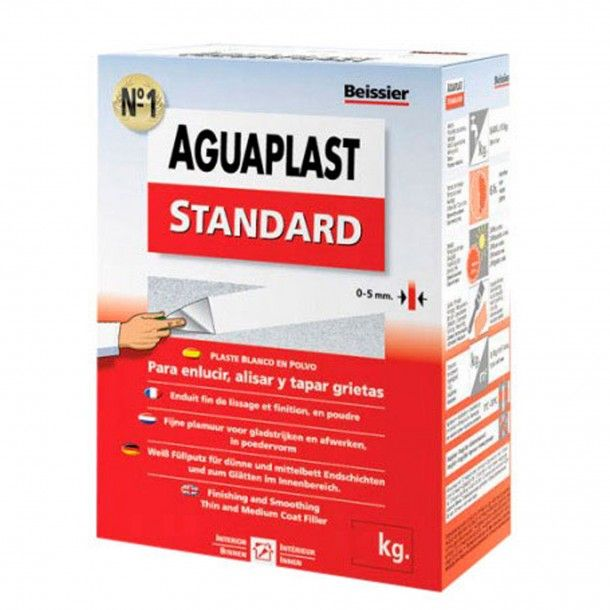 Betume Aguaplast Standard Pó 1Kg- Robbialac