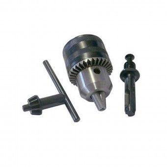 Conjunto Bucha, Chave e Adaptador SDS Plus Toopak
