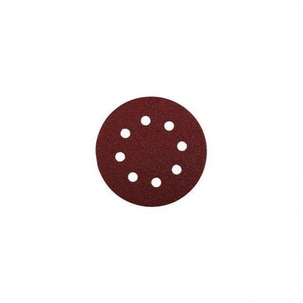 Disco Lixa Abrasivo com Velcro D125 - G180 Kwb