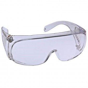 Óculos Proteção Anti Risco Transparentes