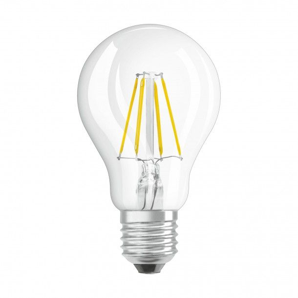Lâmpada LED Filamento Osram Vidro Classic A40 6500K