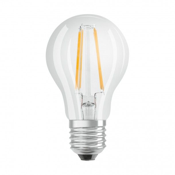 Lâmpada LED Filamento Osram Vidro Classic A60 4000K