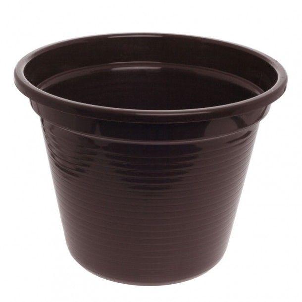 Vaso de Jardim Chocolate 31 cm
