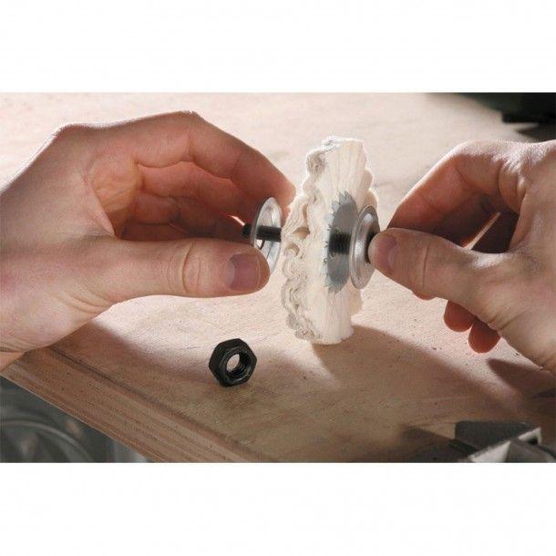 Acessórios Fixação para Disco Berbequim 34x10 mm Kwb