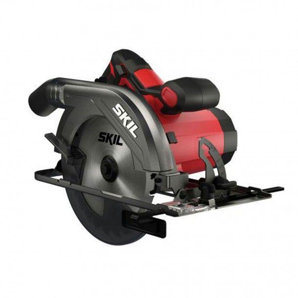 Serra Circular 1400W - 5830 AA Skil Red