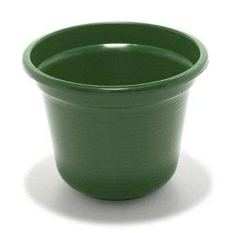 Vaso de Jardim Verde 25 cm