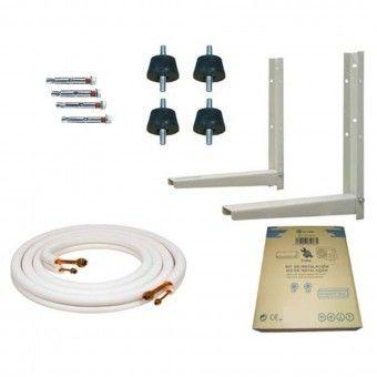"""Kit Instalação Ar Condicionado 1/4"""" - 3/8"""" - 5M HTW"""