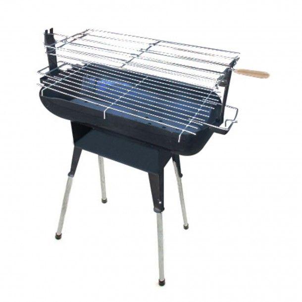 Barbecue Carvão Tradicional - 60x30 cm