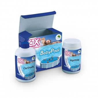 Kit Manutenção de Piscina Infantil 205 CTX