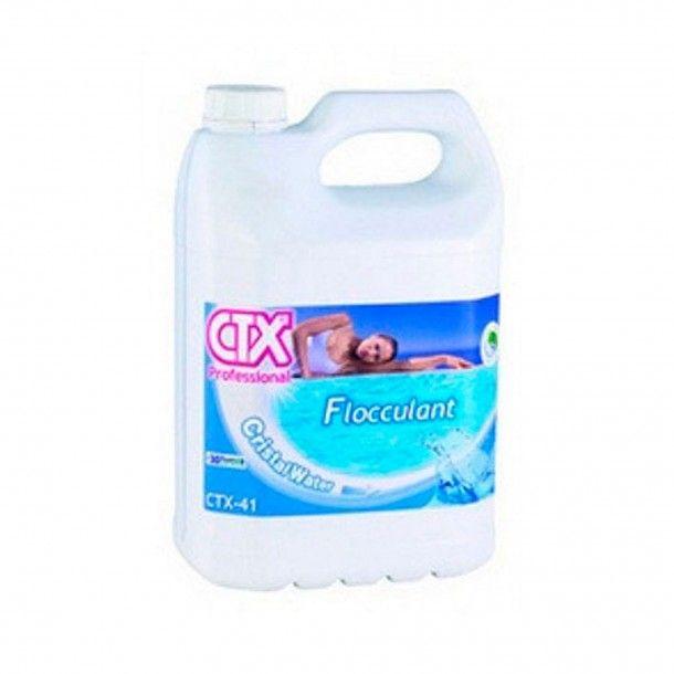 Floculante Líquido CTX 41 - 5 L