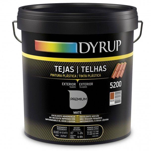 Tinta Telha Tradicional 15L - Dyrup