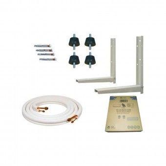 """Kit Instalação Ar Condicionado 1/4"""" - 3/8"""" - 3M HTW"""