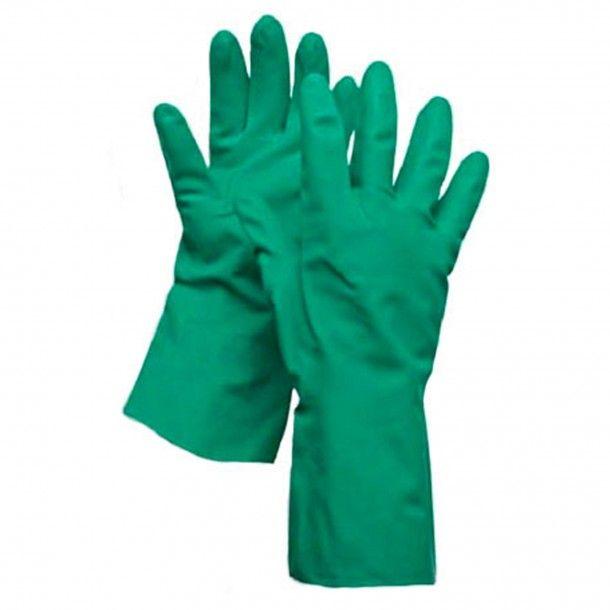 Luvas Nitrilo Industrial Verde Plus - Tamanho9