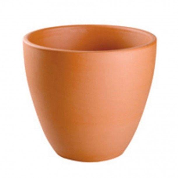 Vaso de Barro Tulipa - Nº 34