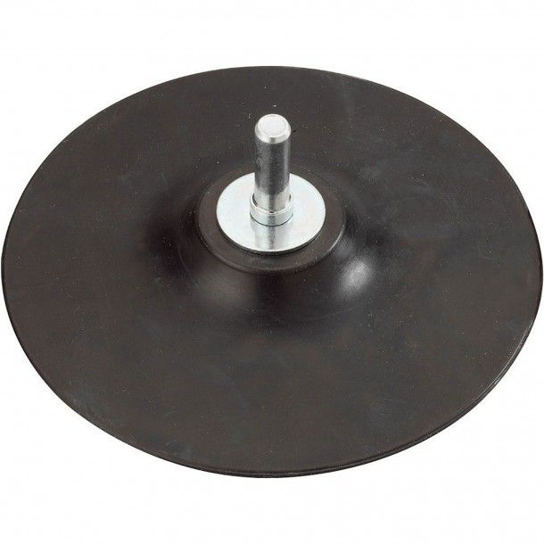 Disco Fibra para Berbequim Simples 125/6 mm Bl Kwb