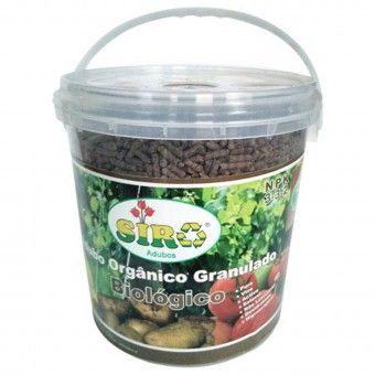 Adubo Orgânico Azotado para Horta