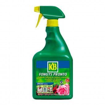 Fungicida Combate Doenças Plantas KB