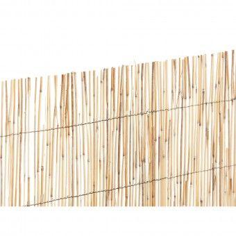 Vedação de Bambu Natural 1,5x5 m