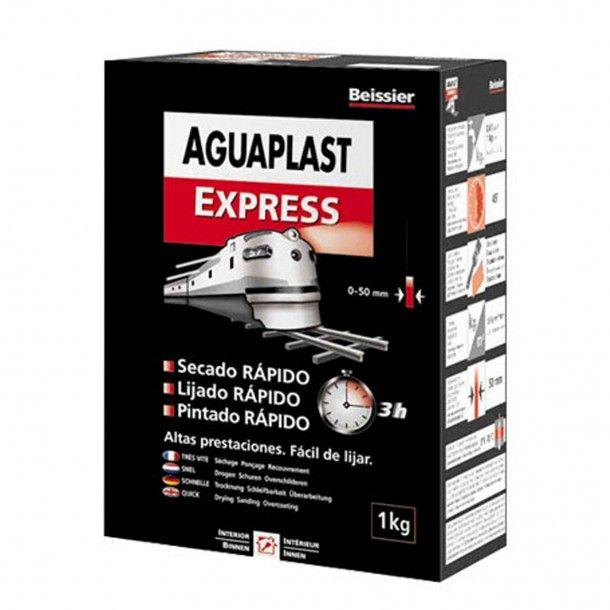 Betume Aguaplast Express Pó 1Kg - Robbialac