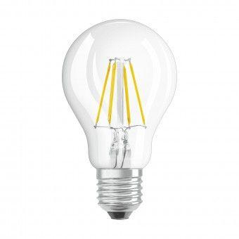 Lâmpada LED Filamento Osram Vidro Classic A40 4000K