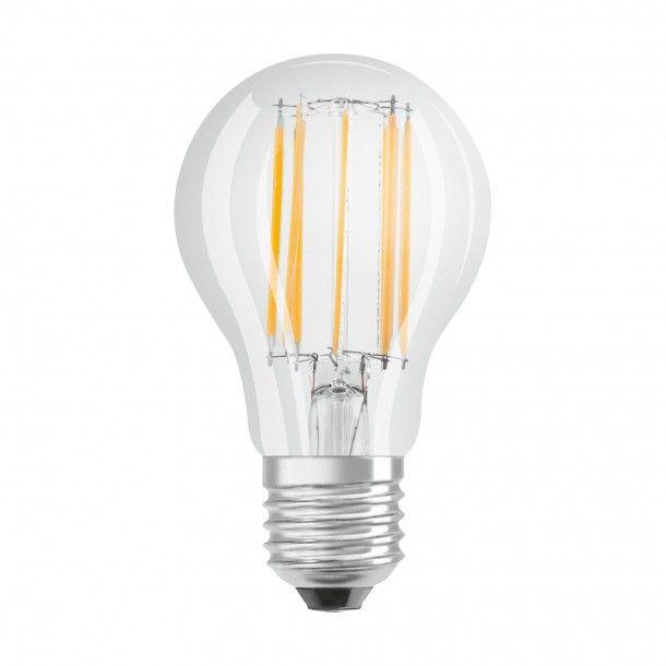 Lâmpada LED Filamento Osram Vidro Classic A100 4000K