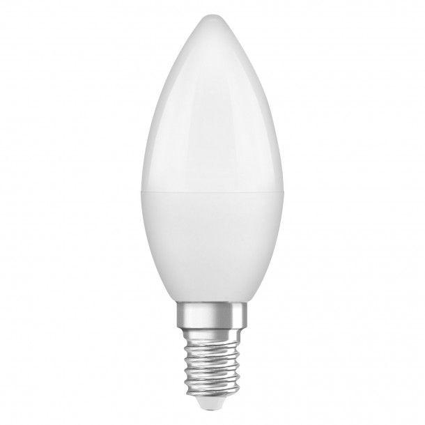 Lâmpada LED Osram Star Classic B E14 2700K
