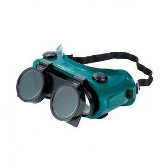 Óculos Soldador com Frente Movível