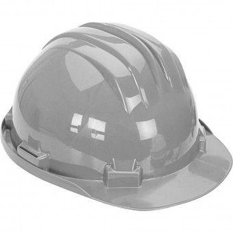 Capacete Proteção 5R Cinzento Homologado