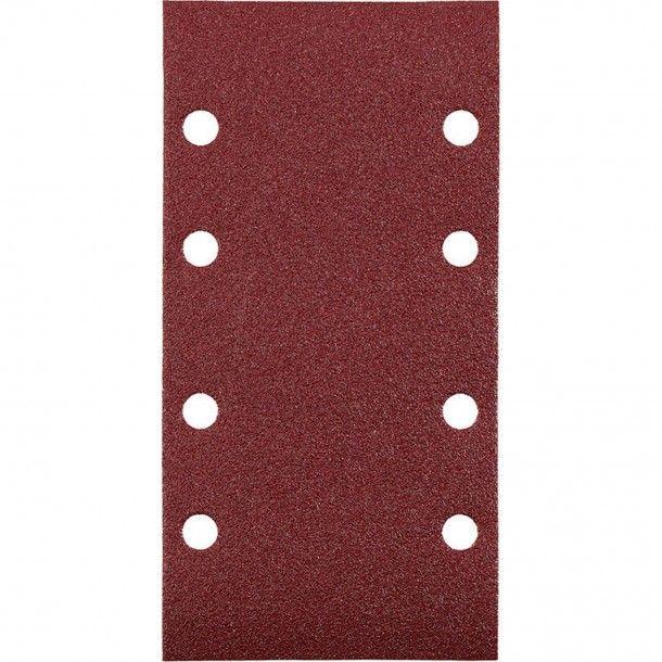 Lixa Retangular Abrasiva com Velcro 93x180 - G40 Kwb