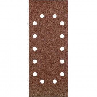 Lixa Retangular Abrasiva Simples 115x280 - G120 Kwb