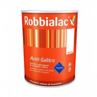 Tinta Primário Anti Salitre 1L - Robbialac
